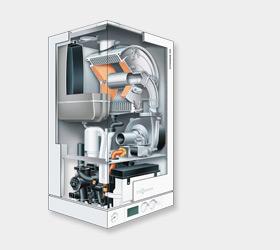 centrala in condensare